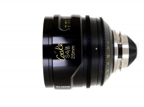 Cooke S4/i 25mm T2
