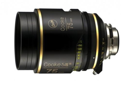 Cooke S5/i 75mm T1.4