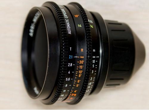 ARRI Marco 40mm T2.1 Lens