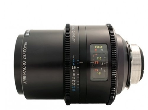 ARRI Marco 100mm T3 Lens