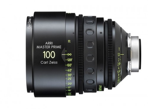 Zeiss Master Prime 100mm T1.3