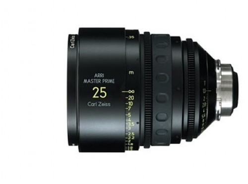 Zeiss Master Prime 25mm T1.3