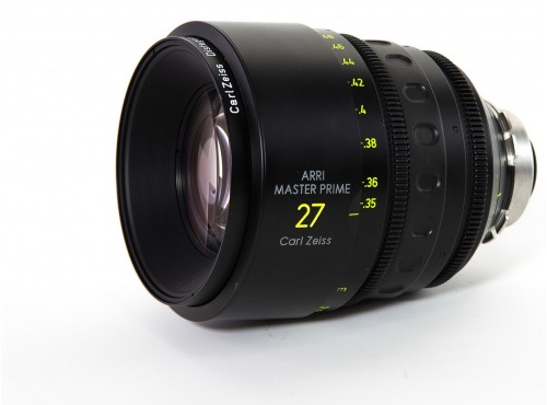Zeiss Master Prime 27mm T1.3