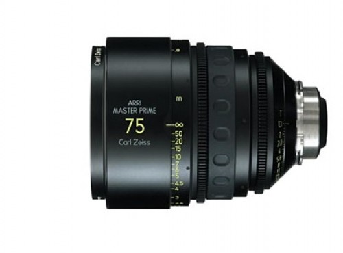 Zeiss Master Prime 75mm T1.3