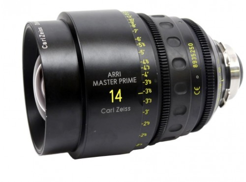 Zeiss Master Prime 14mm T1.3