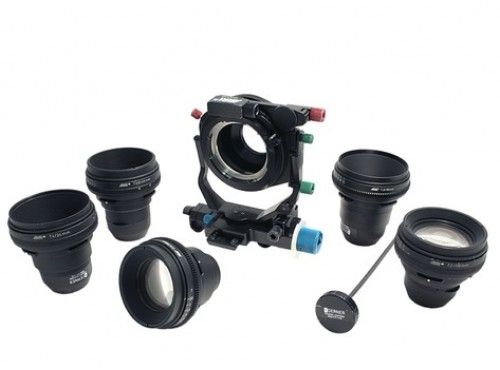 ARRI Tilt & Shift Bellows System