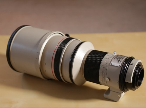 CANON 300mm f2.8 Lens