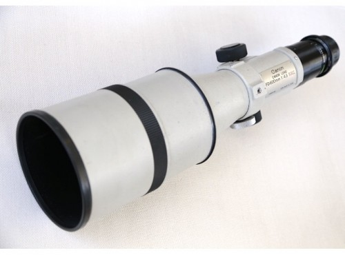 CANON 600mm f4.5 Lens