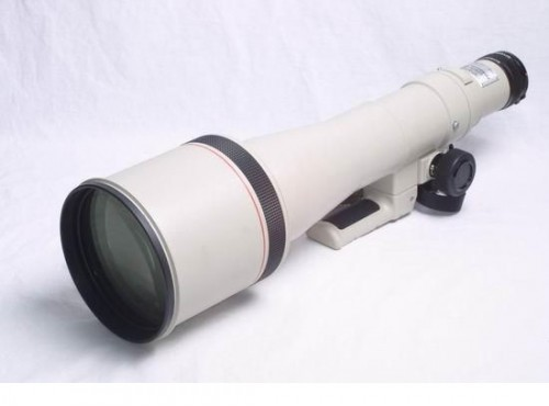 CANON 800mm f5.6 Lens