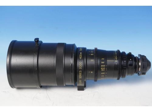 CANON CENTURY 2000 400mm T2.8 Lens