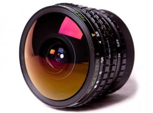 PELENG 8mm T3.5 (Fisheye) Lens
