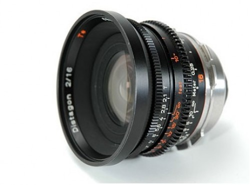 Zeiss 16mm T2.1