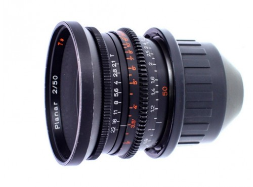 Zeiss 50mm T2.1