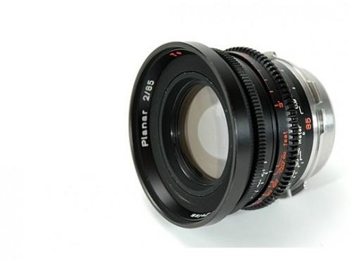 Zeiss 85mm T2.1