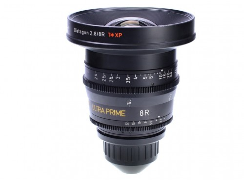 Zeiss Ultra Prime 8mm (8R) T2.8