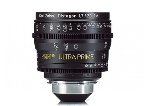 Zeiss Ultra Prime 20mm T2
