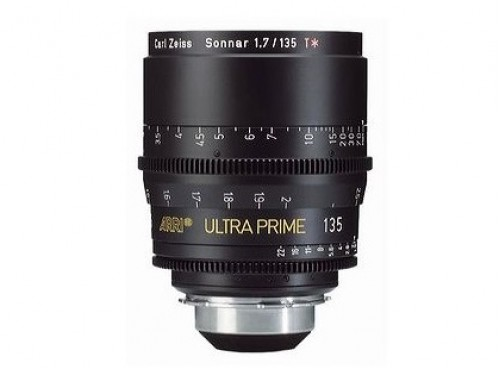 Zeiss Ultra Prime 135mm T2