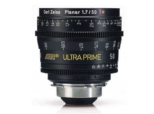 Zeiss Ultra Prime 50mm T2