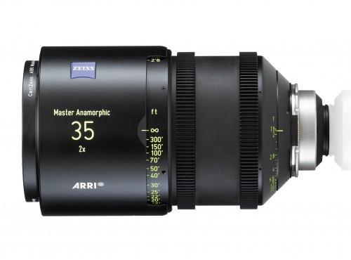 Arri Master Anamorphic 35mm T1.9