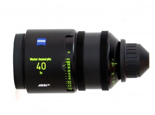 Arri Master Anamorphic 40mm T1.9