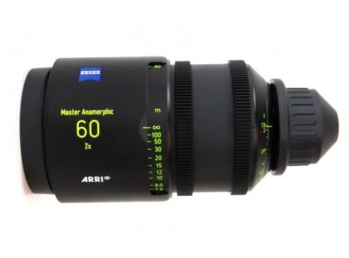 Arri Master Anamorphic 60mm T1.9
