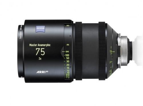 Arri Master Anamorphic 75mm T1.9