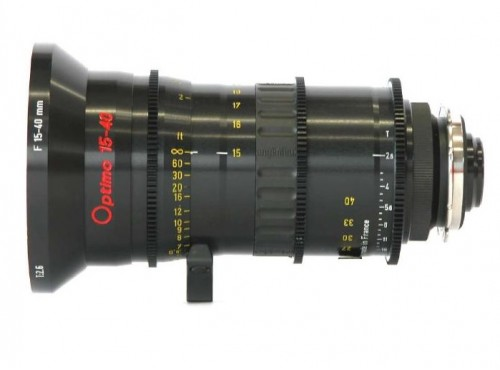 ANGENIEUX Optimo 15-40mm Zoom Lens