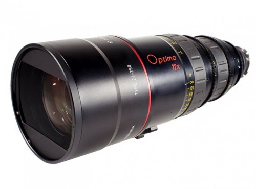 ANGENIEUX Optimo 24-290mm Zoom Lens