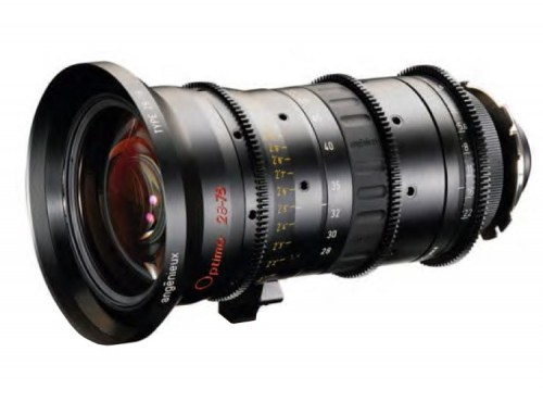 ANGENIEUX Optimo 28-76 Zoom Lens