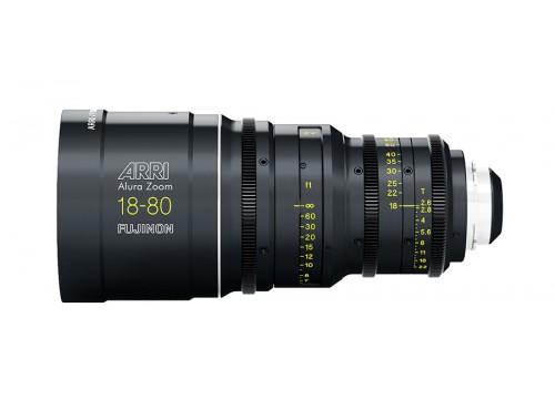 Alura 18-80mm Zoom Lens