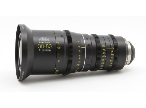 Alura 30-80mm Zoom Lens