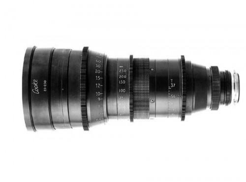 COOKE 25-250mm MK3 Zoom Lens