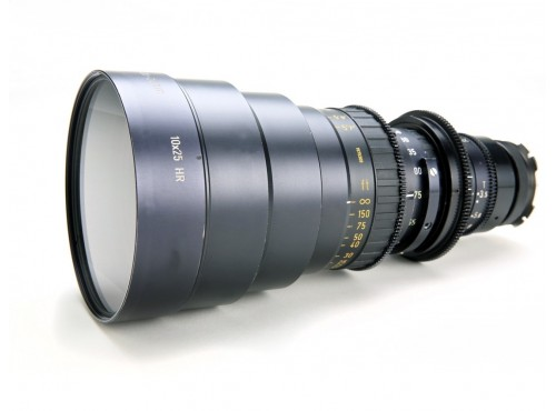 ANGENIEUX HR 25-250mm Zoom Lens