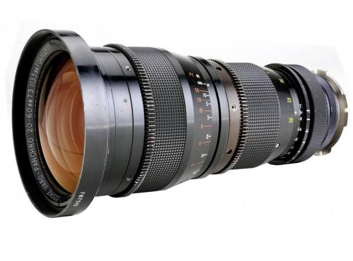 COOKE 20-60mm Zoom Lens