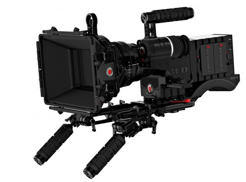 Red EPIC-X Digital Dragon Camera