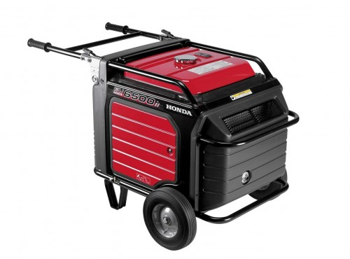 HONDA Portable Generator 6500W 220V