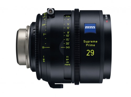 Zeiss Supreme Prime 29 mm T1.5