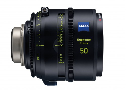 Zeiss Supreme Prime 50 mm T1.5