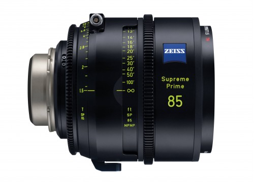 Zeiss Supreme Prime 85 mm T1.5