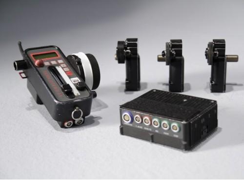 Scorpio Remote Focus, Zoom & Iris Control