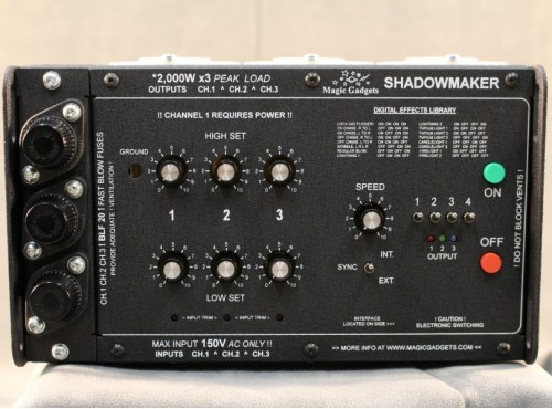Shadow Maker 3 x 16 Amp