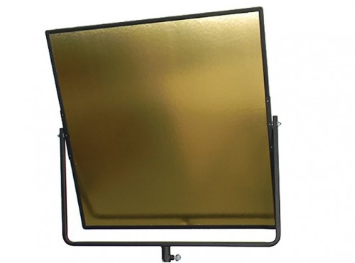 "Reflector Board Sliver/ Gold 42""x42"""