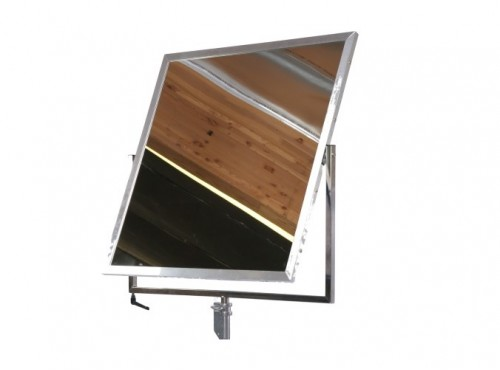 "Reflector Board Sliver/ Mirror 42""x42"""
