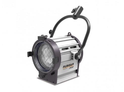 HMI Fresnel 200 W
