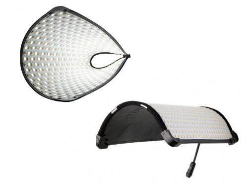 Fomex Flexible LED 1x1 Light Kit FL-600