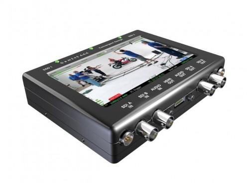 GEMINI Uncompressed SSD Recorder 4:4:4
