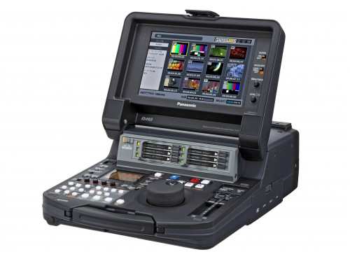 PANASONIC Portable P2 Card Recorder AJ-HPM110
