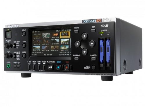 SONY EX30 SXS Recorder